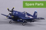 FMS Mini F4U Corsair Warbird RC Plane 800mm RTF