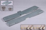 FMS HS 123 1030mm Main Wing