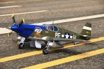 FMS P51-B Dallas Darling Warbird RC Plane 1450mm PNP