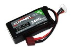 SilverAmps LiPo Battery 1400mAh 3S 35C