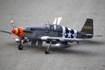 VQ Models P-51B (Berlin Express Version) 46 Size EP/GP