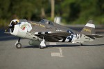 VQ Models P-47 B Touch Of Texas 46 Size EP/GP