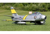 Freewing F-86 Sabre Jolley Roger 80mm EDF Jet PNP