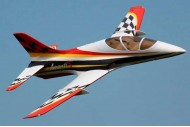 Freewing Avanti S Red 80mm Ultimate Sport Jet EDF PNP