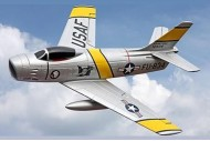 Freewing F-86 Sabre Jolley Roger 64mm EDF Jet PNP