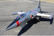 Freewing F-104 Starfighter Silver 90mm EDF Jet PNP