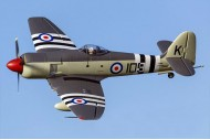 FlightLine RC Hawker Sea Fury 1200mm PNP
