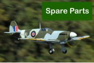FMS Spitfire Warbird and Military RC Plane 1400mm PNP