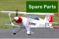 FMS Pitts Biplane 1400mm PNP