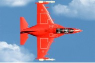 Freewing Yak-130 Red Super Scale 90mm EDF Jet PNP