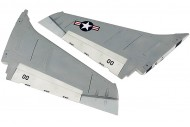 Freewing A6 Intruder 80mm Main Wing Set