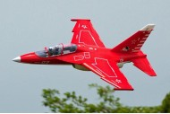Freewing Yak-130 Red 70mm EDF Jet PNP