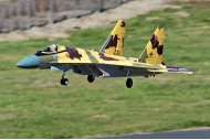 Freewing SU-35 Dual 70mm Vectored Thrust EDF PNP (Desert Camo)