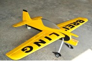 Sbach 342 65inch 20cc 3D Profile Airplane Yellow ARF