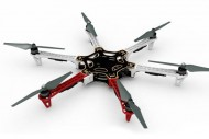 DJI Flame Wheel F550 ARF Multicopter Kit with Motors, Esc and Props