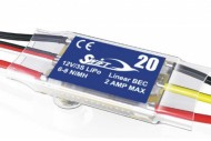 Swift Brushless ESC-20A for Airplane