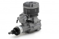 ASP S91AR Two Stroke Nitro / Glow Engine w/ Remote Needle