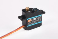 FMS Mini Digital Metal Gear Servo 9g Positive (600mm Cable)