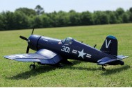 FMS F4U-4 Corsair Warbird and Military RC Plane 1400mm PNP