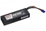 Reaction 7.4V 4000mAh 2S 20C LiPo Hardcase: EC3