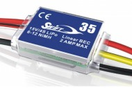 Swift Brushless ESC-35A for Airplane