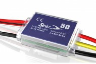 Swift Brushless ESC-50A for Airplane