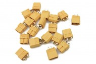 10 pairs xt60 connector 35mm