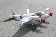Seagull DH Mosquito46-55 2032mm ARF