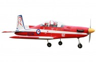 Seagull Pilatus PC9 120 with Retracts 1800mm ARF