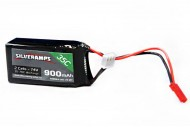 SilverAmps LiPo Battery 900mAh 2S 35C