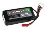 SilverAmps LiPo Battery 1100mAh 3S 35C