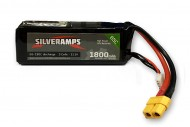 SilverAmps LiPo Battery 1800mAh 3S 65C