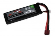SilverAmps LiPo Battery 2200mAh 2S 25C