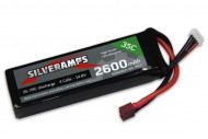 SilverAmps LiPo Battery 2600mAh 4S 35C