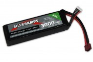 SilverAmps LiPo Battery 3000mAh 4S 45C