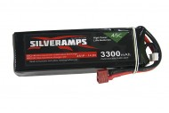 SilverAmps LiPo Battery 3300mAh 4S 45C