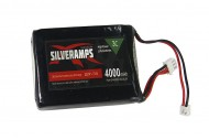 SilverAmps Transmitter LiPo Battery 4000mAh 2S 3C