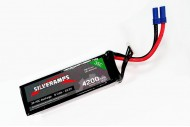 SilverAmps LiPo Battery 4200mAh 6S 35C