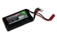 SilverAmps LiPo Battery 460mAh 3S 35C