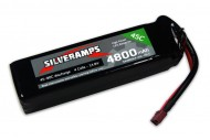 SilverAmps LiPo Battery 4800mAh 4S 45C