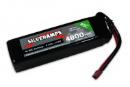 SilverAmps LiPo Battery 4800mAh 5S 45C