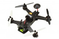 Spedix Black Knight 250 Carbon Fiber BNF FPV Quad (Naze32 REV6)