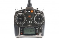 Spektrum DX9 DSMX 9-Channel Transmitter Only, Mode 2
