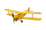 VQ Models Tiger Moth Yellow Version 46 size EP/GP