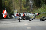 VQ Models B-24 Liberator Camo Version 46 Size EP/GP