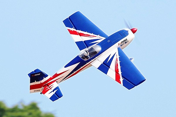 FMS Extra 300 3D Aerobatic RC Plane 1300mm PNP