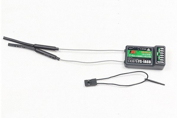 FlySky FS-iA6B 2.4ghz 6 Channel Receiver