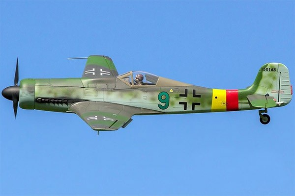 FlightLine RC Focke-Wulf Ta 152H 1300mm PNP