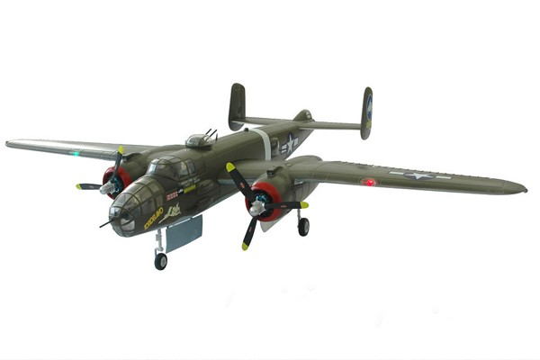 FMS B-25 Green 1470MM  PNP