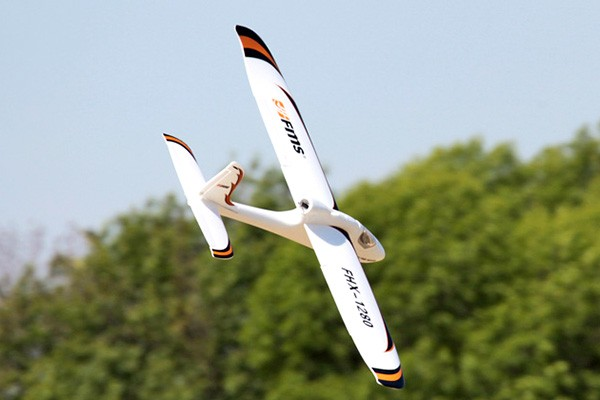 Buy FMS Easy Trainer-2 Glider RC Plane 1280mm RTF from